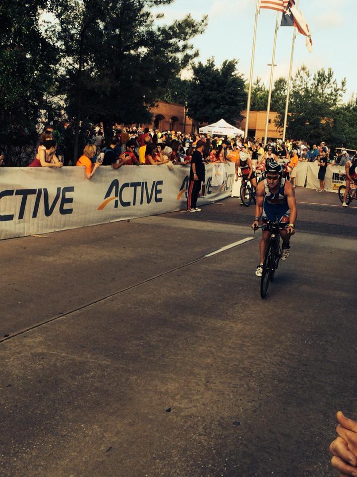 Ironman TX 2014